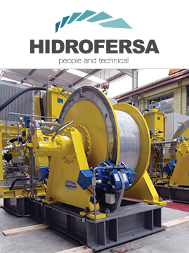 Hidrofersa Deck Equipment
